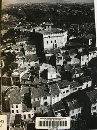 A la découverte d'un bourg médiéval : le Haut-de-Cagnes, petit guide illustré | Gonzales-Meurice, Isabelle. Auteur