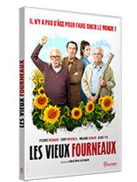 Vieux fourneaux (Les) / Christophe Duthuron, réal. et scénario |