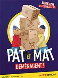 Pat et Mat déménagent ! / Marek Benes, réal., scénario | Beneš, Marek. Metteur en scène ou réalisateur. Scénariste