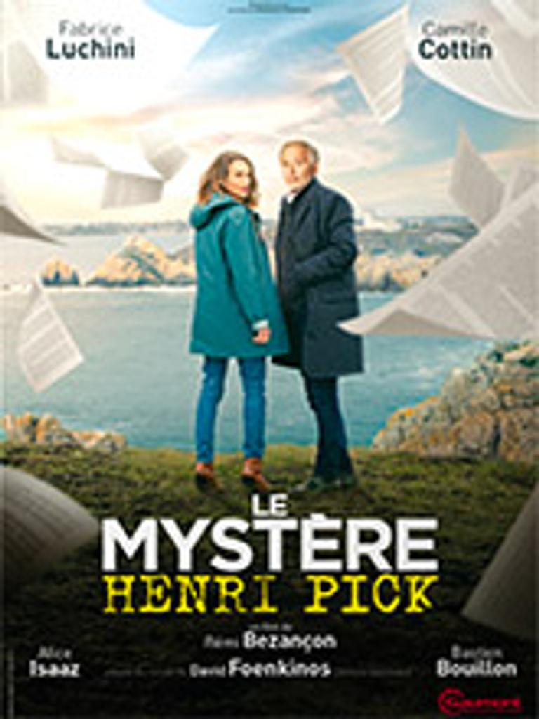 Mystère Henri Pick (Le) / Rémi Bezançon, réal. |