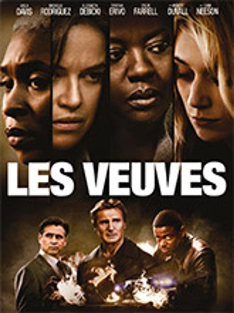 Veuves (Les) / Steve McQueen, réal. |