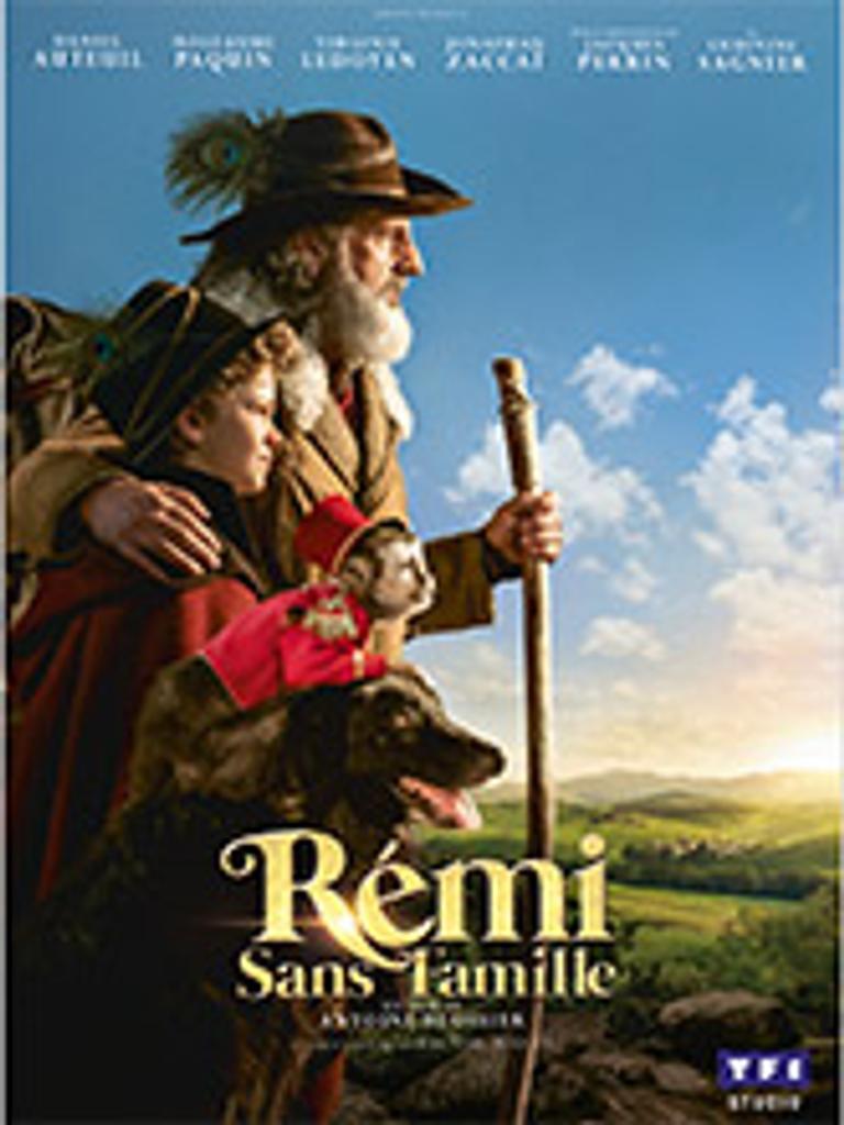 Rémi sans famille / Antoine Blossier, réal., scénario |
