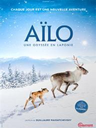 Aïlo : une odyssée en Laponie / Guillaume Maidatchevsky, réal.   Maidatchevsky, Guillaume. Metteur en scène ou réalisateur