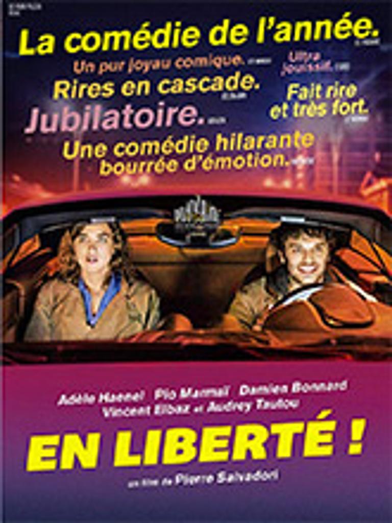 En liberté ! / Pierre Salvadori, réal., scénario |