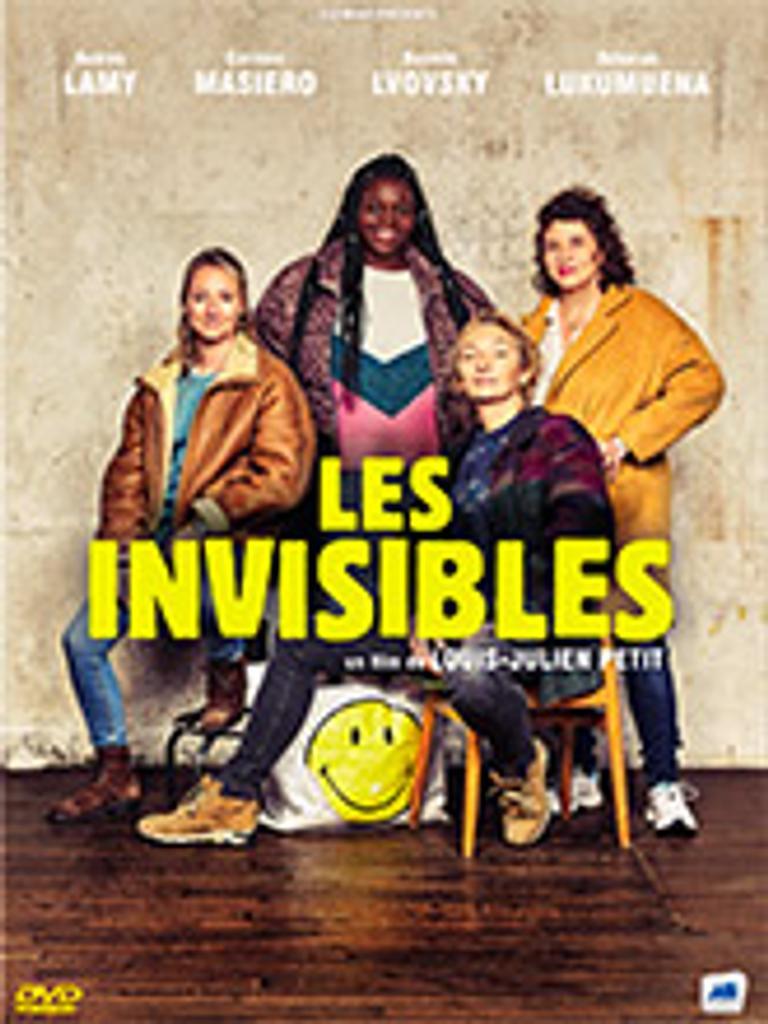 Invisibles (Les) / Louis-Julien Petit, réal. , scénario |