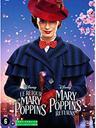 Le retour de Mary Poppins / Rob Marshall, réal. | Marshall, Rob (1960-....). Metteur en scène ou réalisateur. Scénariste. Producteur