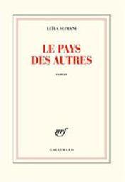 La guerre, la guerre, la guerre : roman / Leïla Slimani | Slimani, Leïla (1981-....). Auteur