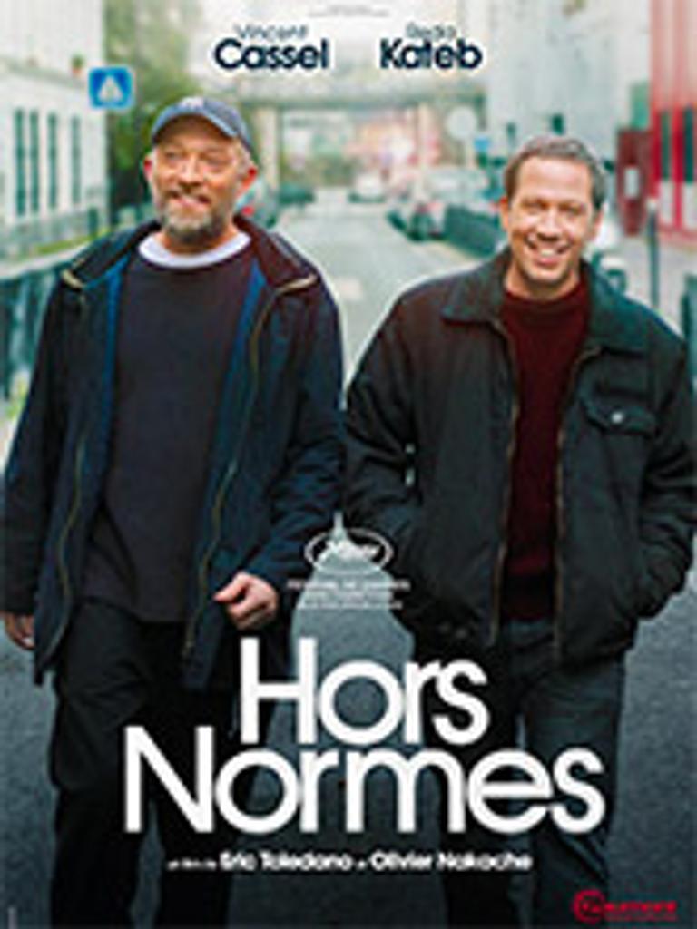 Hors normes / Olivier Nakache, réal., scénario  
