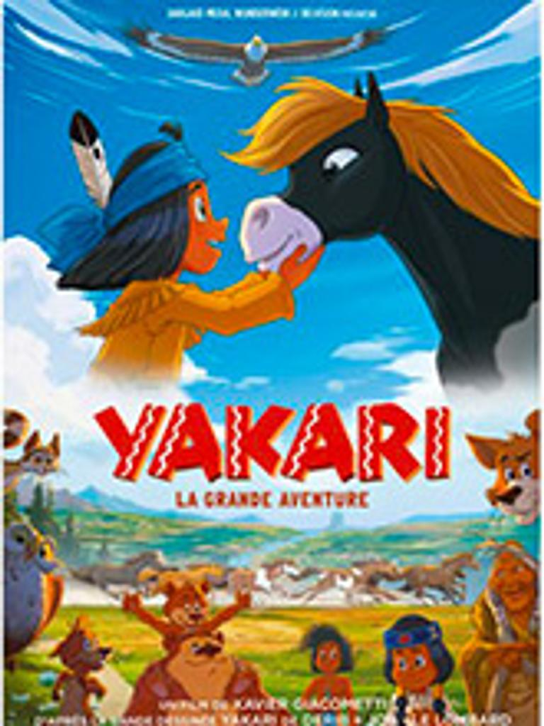 Yakari / Xavier Giacometti, Toby Genkel, réalisation |