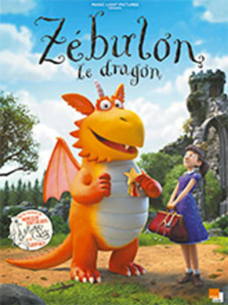 Zébulon, le dragon / Max Lang, Daniel Snaddon, réalisation |