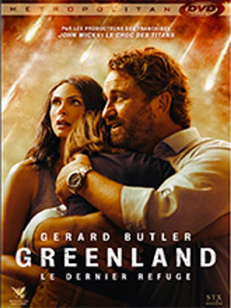 Greenland, le dernier refuge / Ric Roman Waugh, réalisation |