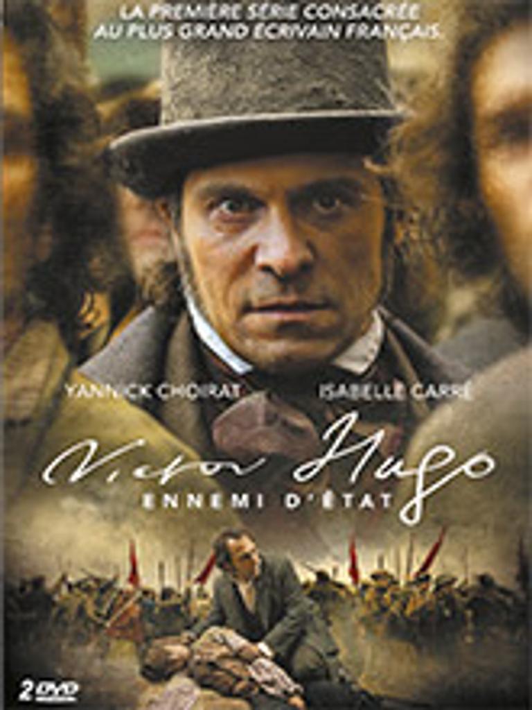 Victor Hugo, ennemi d'état / Jean-Marc Moutout, réal., scénario |