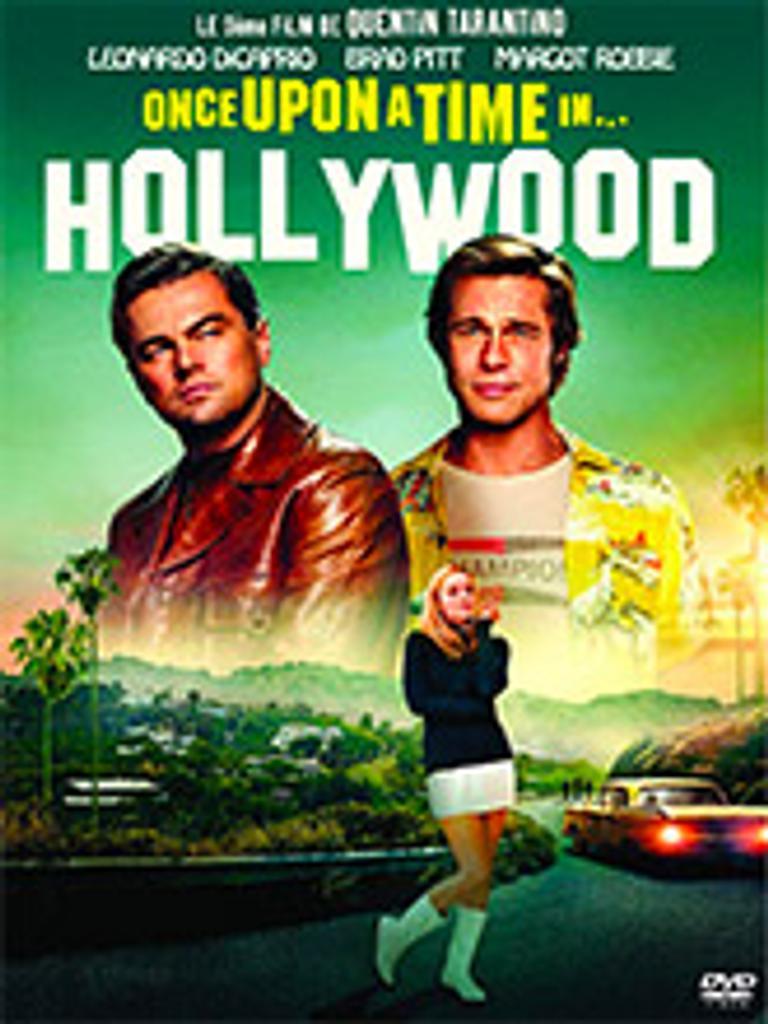 Once upon a time in... Hollywood / Quentin Tarantino, réal., scénario  