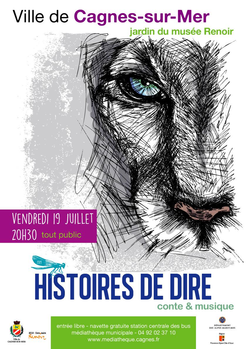 PROGRAMME HISTOIRES DE DIRE |